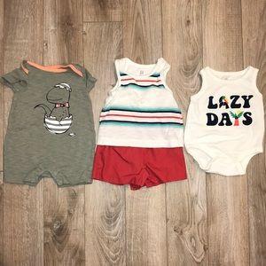 Baby gap 3M summer bundle